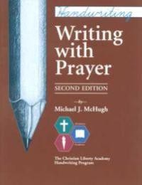 Handwriting: Writing with Prayer, 2nd Edition (Grade 2)