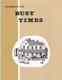 Pathway Workbook Grade 2: Busy Times