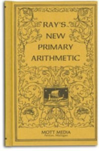 Ray's New Primary Arithmetic -Grades one and two