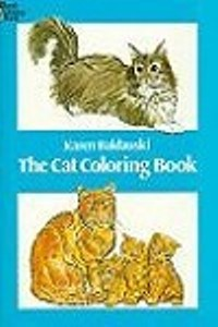 Coloring Book - Cat