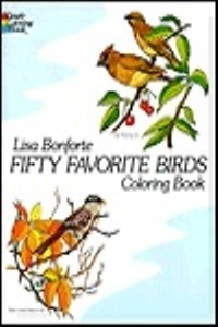 Coloring Book - Fifty Favorite Birds