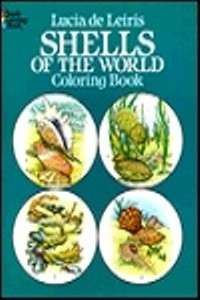 Coloring Book - Shells of the World