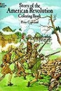 Coloring Book - Story of the American Revolution