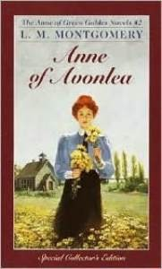 Anne of Green Gables #02 Anne of Avonlea