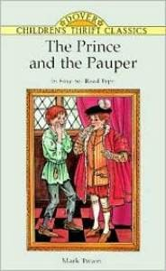 Prince and the Pauper, The (Dover Children's Thrift)