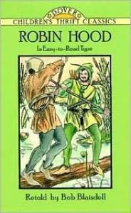 Robin Hood (Children's Thrift Classics)