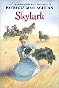 Skylark (Sequel to Sarah)