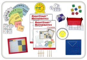 RightStart Math - Level A Starter Kit (Kindergarten)