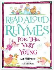 Read-Aloud Rymes for the Very Young