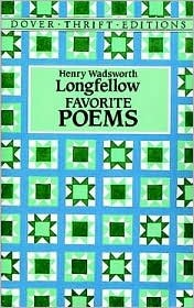 Favorite Poems, Henry Wadsworth Lonfellow (Dover Thrift)