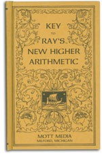 Ray's Key to Higher Arithmetic