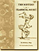 Literature Approach: History of Classical Music Gr 4-8