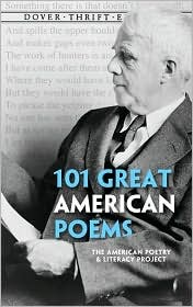 101 Great American Poems (Dover Thrift)