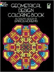 Coloring Book - Geometrical Design