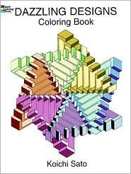 Coloring Book - Dazzling Designs