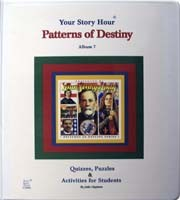Your Story Hour - Patterns of Destiny - Activity Book