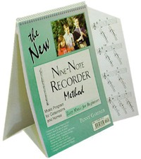Nine-Note Recorder - music