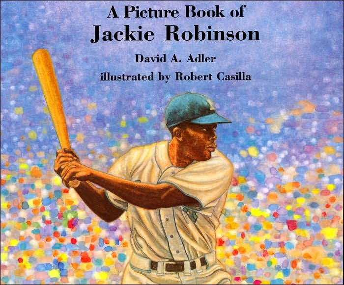 Picture Book of Jackie Robinson, A