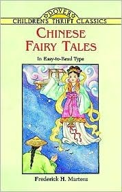 Chinese Fairy Tales (Children's Thrift Classics)