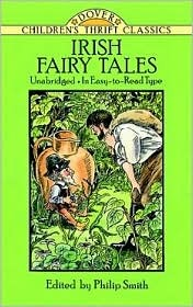 Irish Fairy Tales (Children's Thrift Classics)