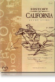 Literature Approach: History of California