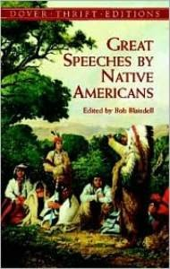 Great Speeches by Native Americans (Dover Thrift)