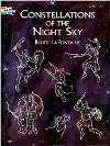 Constellations of the Night Sky (Coloring Book)