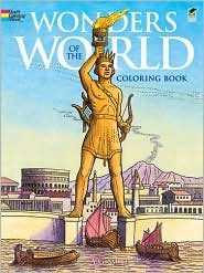 Wonders of the World (Coloring Book)