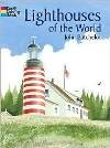 Lighthouses of the World (Coloring Book)