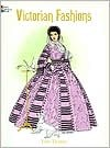 Victorian Fashions (Coloring Book)