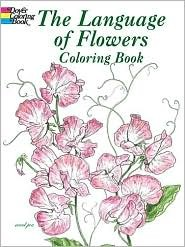 The Language of Flowers (Coloring Book)