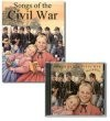 Songs of the Civil War & CD (Coloring Book)
