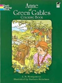 Anne of Green Gables (Coloring Book)