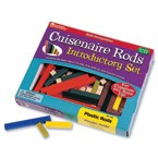 Cuisenaire Rods w/tray (74 count)