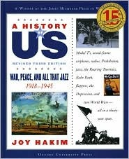 War, Peace & All That Jazz (3rd Ed.) (History of US #9)