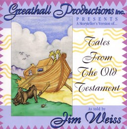 Tales from the Old Testament - CD (Abridged)