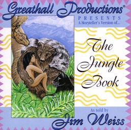 The Jungle Book - CD (Abridged)