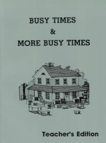 Pathway T.E. Grade 2: Busy Times & More Busy Times