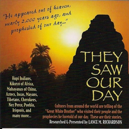 They Saw Our Day - CD