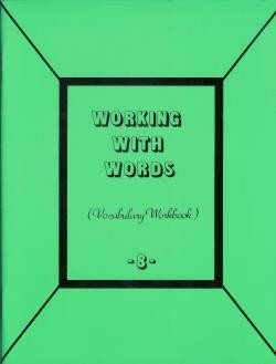 Working with Words: Grade 8 Workbook