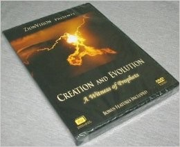 Creation and Evolution: A Witness of Prophets - DVD
