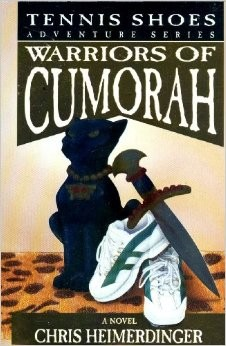 Warriors of Cumorah (Tennis Shoes Among the Nephites #8)