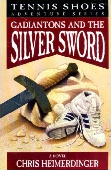 Gadiantons Silver Sword (Tennis Shoes Among the Nephites #2)
