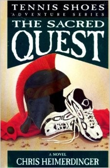 The Sacred Quest (Tennis Shoes Among the Nephites #5)