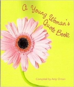 Young Women's Quote Book