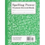 Spelling Power Record Book gr. 4-6 (green)