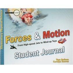 Forces & Motion - Student Journal
