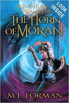 The Horn of Moran (Adventurer's Wanted #2)