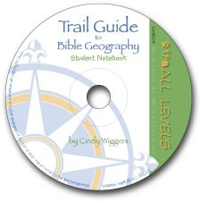 Trail Guide Bible Notebook 3-Level CD