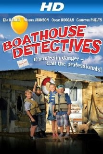 Boathouse Detectives - DVD